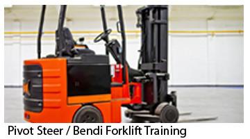 Bendi Forklift / Pivot Steer Forklift