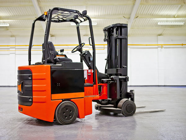 Pivot Steer Bendi Forklift