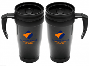 HL Training Travel Mug